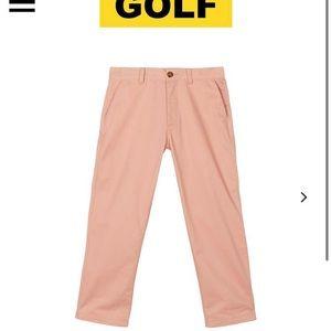Golf Wang Cupid Chino Pink Pant 30x32